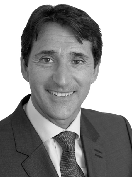 Guy Gueirard,Director of EMEA Industrial & Logistics