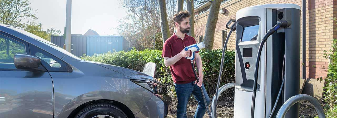How can real estate power up for the electric vehicle surge?
